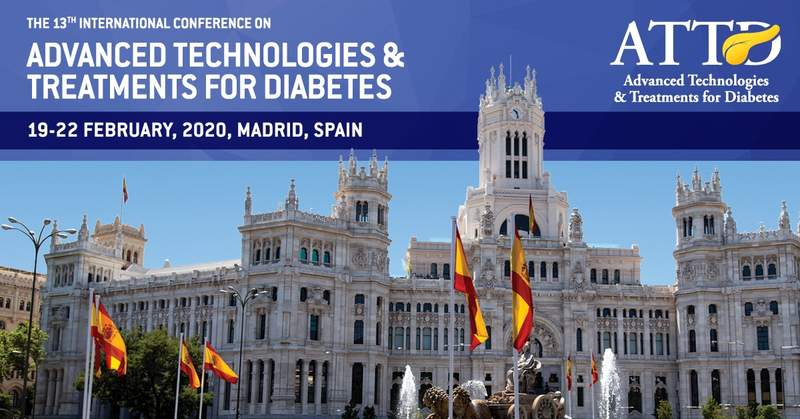 "Featured image for ""PKvitality met diabetes experts at the ATTD salon 2020"""