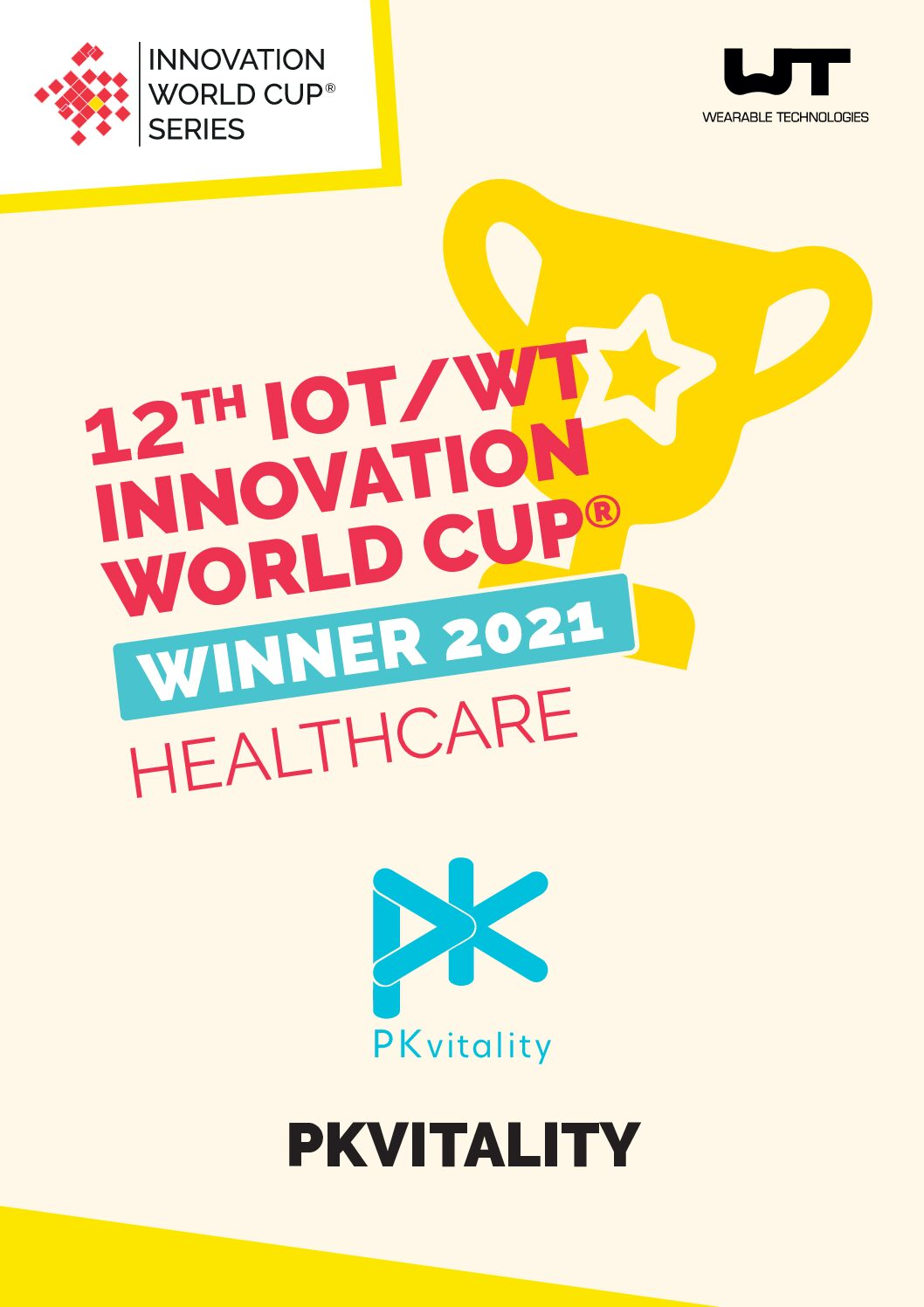 """Featured image for """"Co-winner of the medical category of the IoT Innovation World Cup"""""""